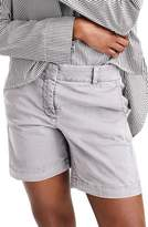 J.Crew J. CREW Stretch Cotton Chino Shorts