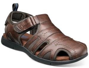 Nunn Bush Men's Rio Grande Closed Fisherman Sandals Men's Shoes