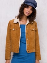 City Boy Blues Corduroy Jacket