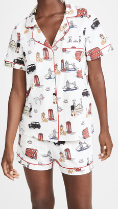 Bedhead Pajamas Classic Shorty PJ Set