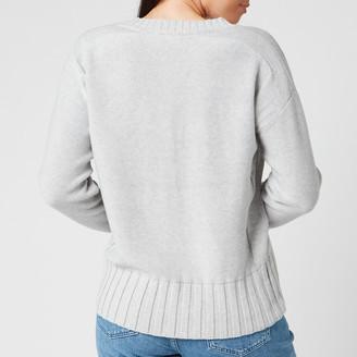 Tommy Hilfiger Women's Aimy V Neck Sweatshirt