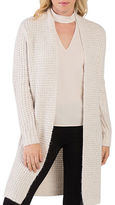 Kensie Comfy Knit Midi Cardigan