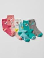 Gap Fairy tale days-of-the-week socks (7-pack)