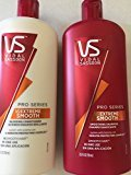 Vidal Sassoon VS Pro Series Extreme Smooth Shampoo and Conditioner Set 25.3 floz