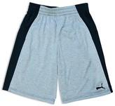 Puma Boys' Color Blocked Jersey Shorts - Sizes S-XL