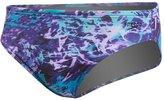 Speedo Turnz Photowave Printed Brief Swimsuit 8146392