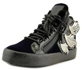 Giuseppe Zanotti Veronica Canvas Fashion Sneakers.