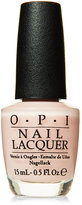 OPI Put It In Neutral Nail Lacquer