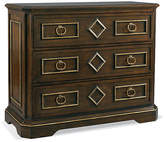 Hickory White Silvano Chest - Brown