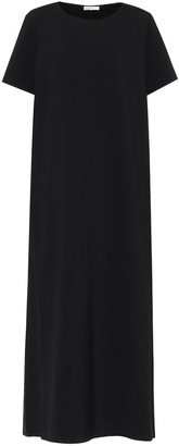 The Row Rozi scuba maxi dress