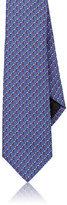Fendi Men's Abstract-Pattern Silk Necktie