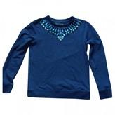Needle & Thread Blue Cotton Knitwear for Women