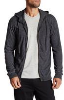 Velvet by Graham & Spencer Long Sleeve Hooded Zip Sweatshirt