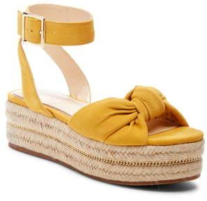 Jessica Simpson Aprille Platform Ankle Strap Sandal