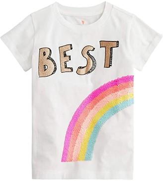 crewcuts by J.Crew Best Friend T-Shirt No. 1 (Toddler/Little Kids/Big Kids) (Best Friends A) Girl's T Shirt