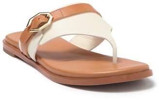 Cole Haan Felicity Buckle Leather Sandal