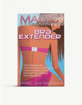 Magic Body Fashion magic bodyfashion Bra extenders pack of three