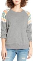 Rip Curl Women's Sun Stripe Sweatshirt