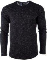 Hurley Dri-FIT San Clemente Henley Men's Long Sleeve Shirt