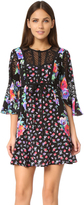 Nanette Lepore Wildflower Dress