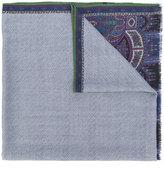 Etro paisley print scarf - men - Silk/Cashmere - One Size