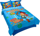 Jay Franco & Sons Inc Disney Jake & The Neverland Pirates Full Size Bed Set