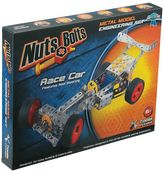 Nuts & Bolts Race Car Metal Model Engineering Set