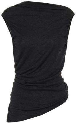 Rick Owens Asymmetric top