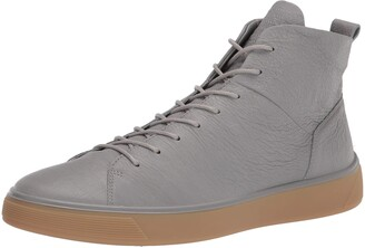 Ecco Men's STREET TRAY High-Top Sneaker