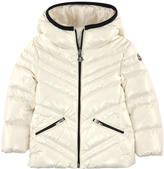 Moncler Down and feather coat - Dronne