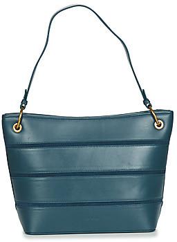 Nat & Nin CALLIE women's Shoulder Bag in Blue