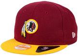 New Era Babies' Washington Redskins My 1st 9FIFTY Snapback Cap