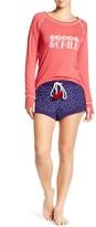 Honeydew Intimates Raglan Shirt & Short Set