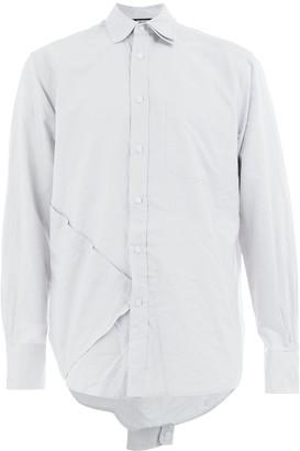Moohong double collar shirt