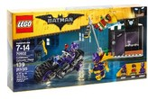Lego The Batman Movie Catwoman Catcycle Chase - 70902