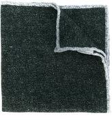 Eleventy denim-like pocket square - men - Wool - One Size