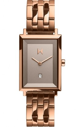 MVMT Signature Square Watch D-MF03-RG