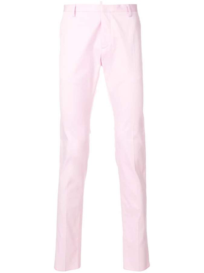 DSQUARED2 slim tapered trousers