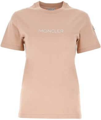 Moncler Logo Crewneck T-Shirt