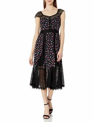 Nanette Lepore Women's Buy Me Some Flowers Dress