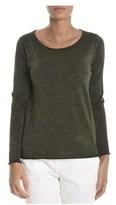 Altea Women's Green Wool Sweater.