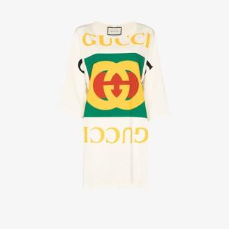 Gucci GG oversized cotton T-shirt