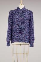 Vanessa Seward Silk Elise Shirt