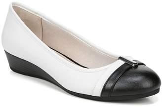 LifeStride Frances Colorblock Wedge Heel Flat