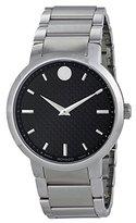 Movado Men's 0606838 Analog Display Swiss Quartz Silver Watch