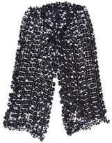 Marc Jacobs Mesh Sequin Scarf w/ Tags
