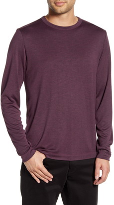 Theory Gaskell Slim Fit Long Sleeve T-Shirt