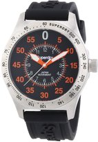 Superdry RELOJ COMPOUND SPORT NEG. Men's watches SYG111E