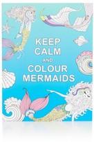 Topshop Keep Calm And Colour Mermaids Book