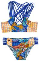 Maaji Psychedelic Twist Two-Piece Bikini (Toddler, Little Girls, & Big Girls)